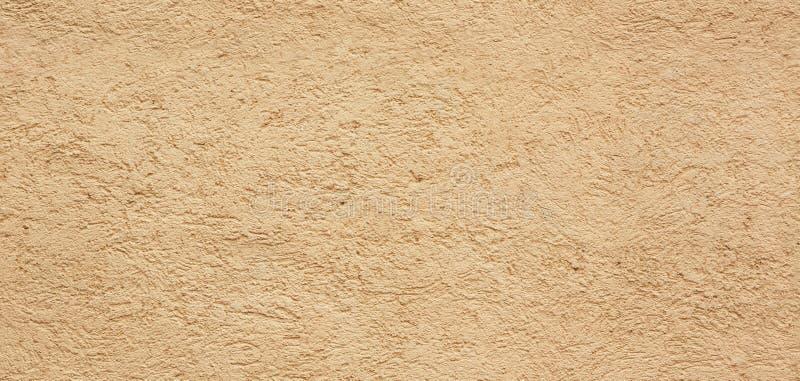 Yellow seamless stucco texture stock photos