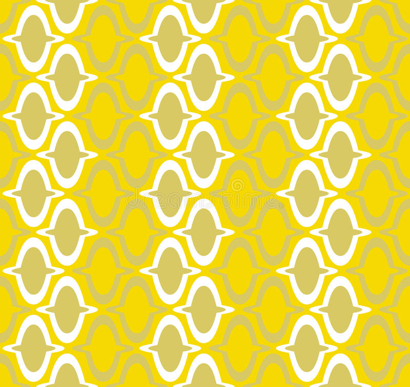Yellow seamless wallpaper stock photos