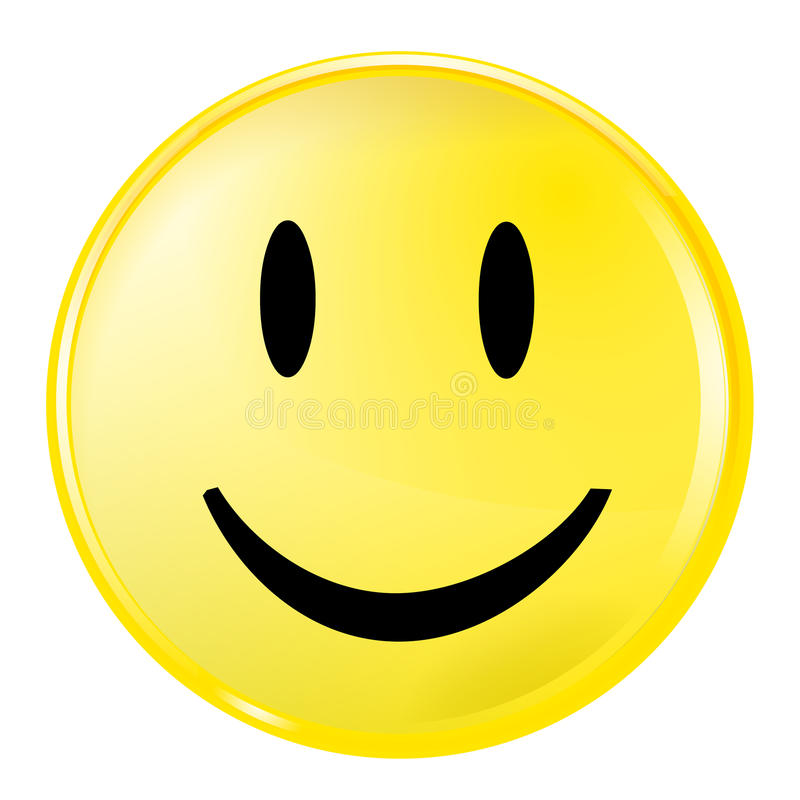 Free Yellow Smiley Face Stock Image - 17437981