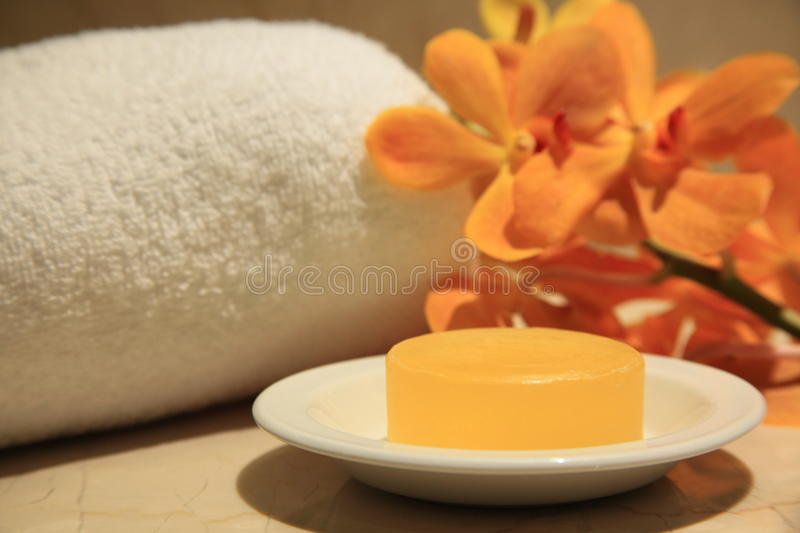 Download Yellow, soap stock image. Image of thailand, healthcare - 17564099