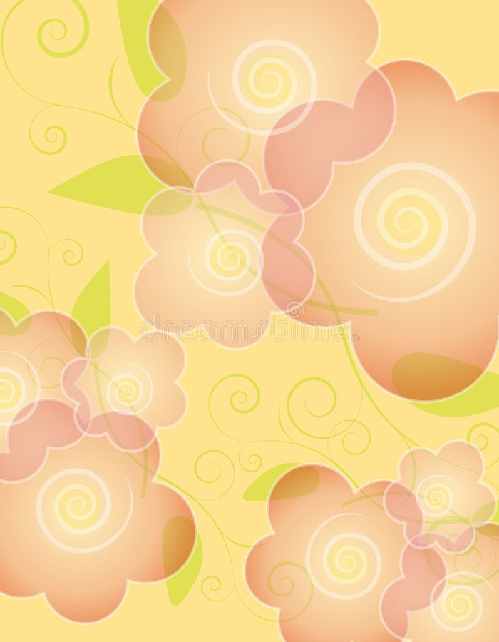Download Yellow Spring Opaque Flower Background Stock Photography - Image: 4086802