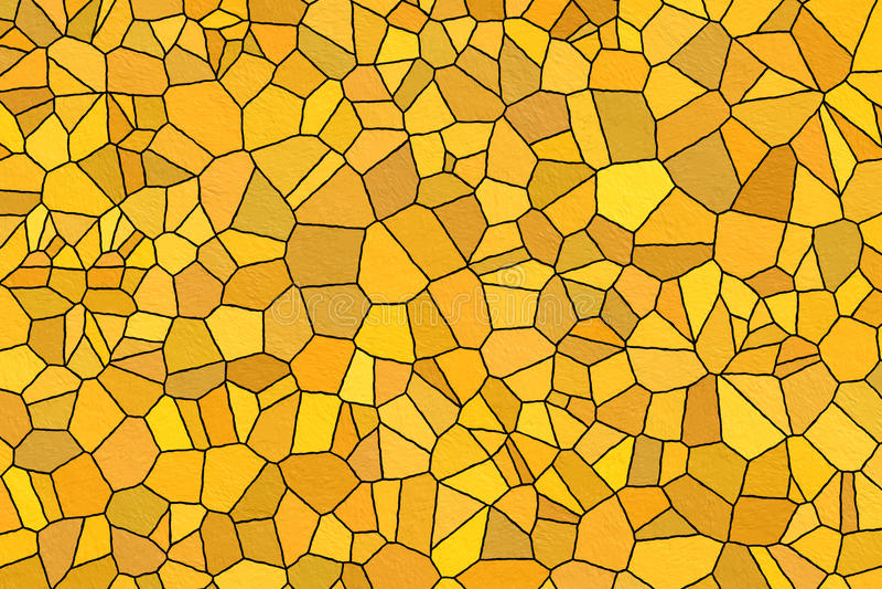 Yellow stone wall background stock photos