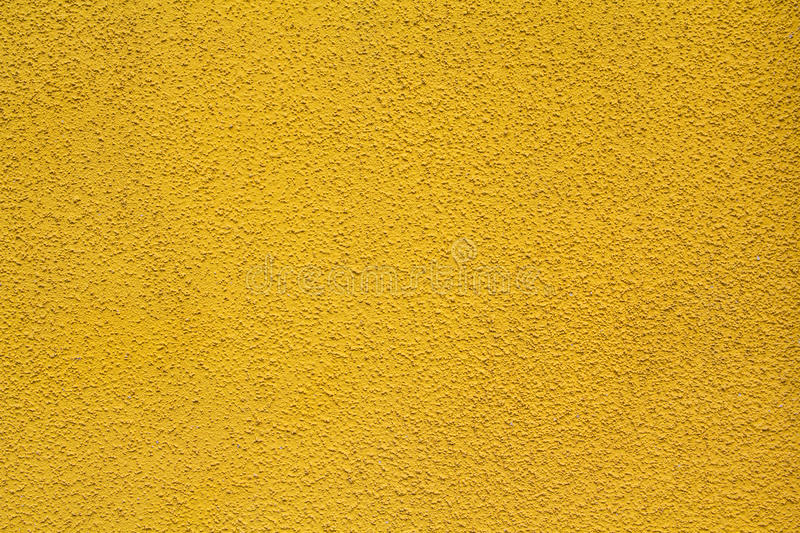 Yellow Stucco Relief On The Wall Of The House Backgrounds