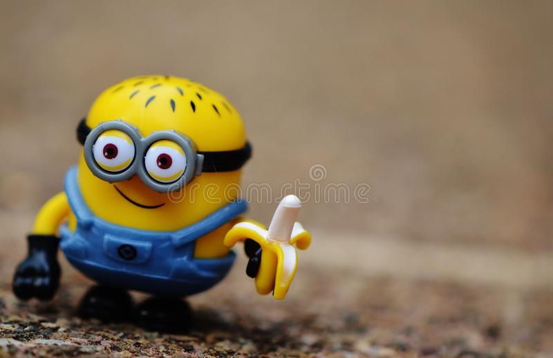 Yellow, Toy, Close Up, Macro Photography royalty free stock photography