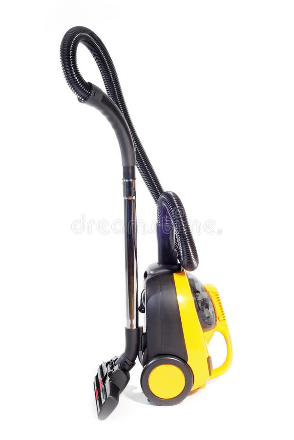 Download Yellow Vacuum Cleaner Stock Photo - Image: 16286850
