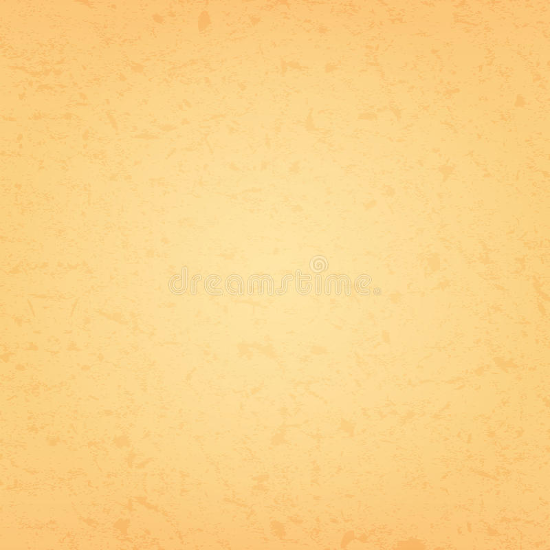 Yellow vector texture of paper vector illustration