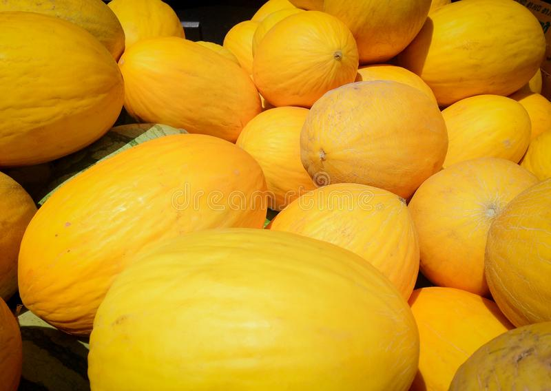 Yellow vegetables stock photos