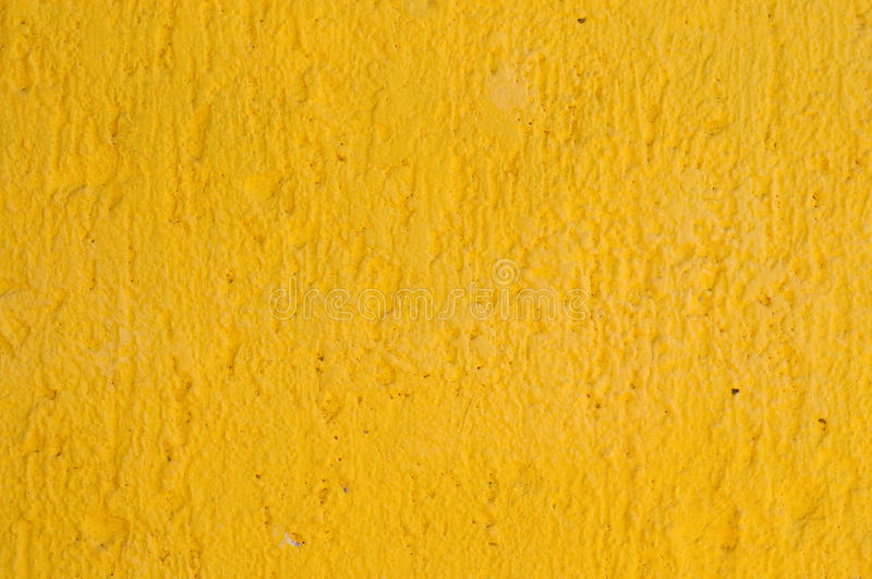 Download Yellow wall stock image. Image of colour, coarse, abstract - 18663115