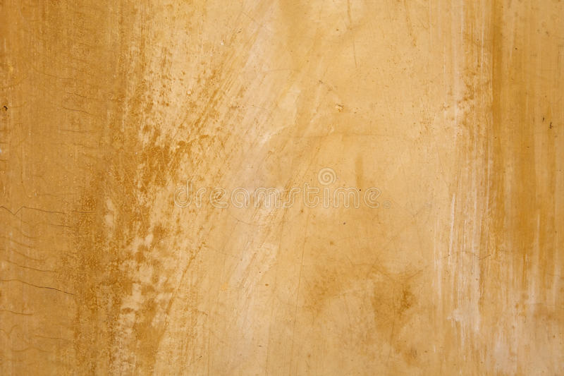 Yellow wall background stock images