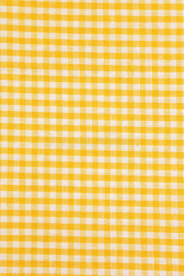 Merveilleux Download Yellow And White Tablecloth Backgrounds Stock Photo   Image Of  Frame, Kitchen: 54667250
