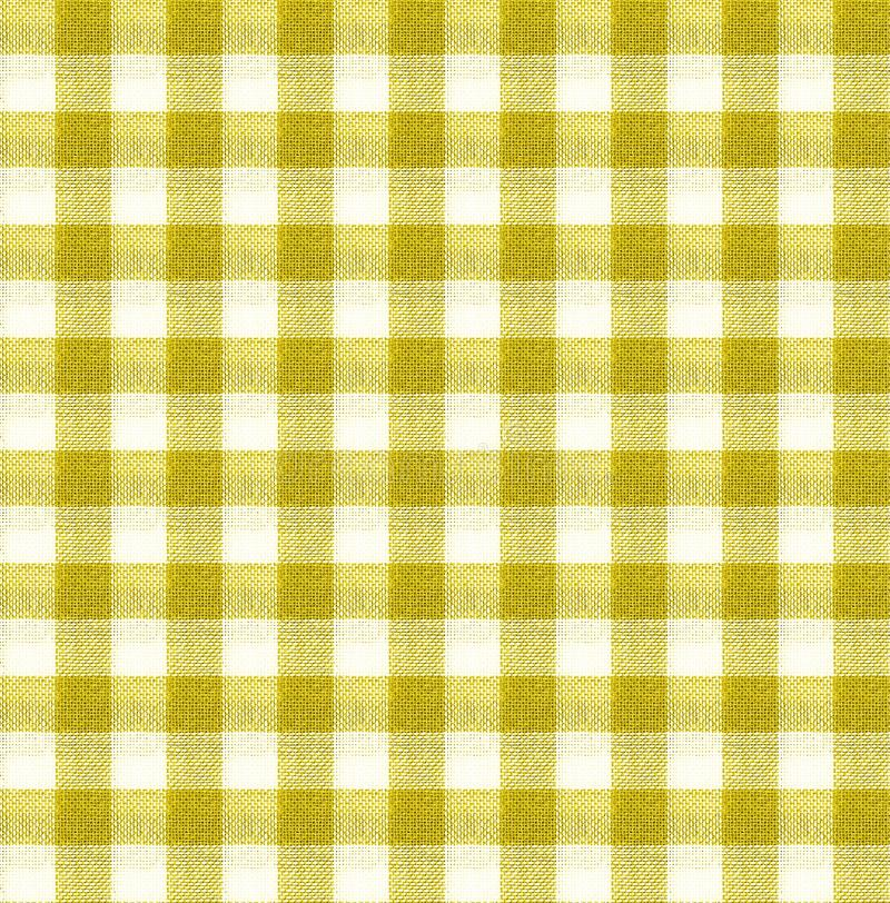 Download Yellow And White Tablecloth Texture Wallpaper Stock Photo   Image  Of Cotton, Detail: