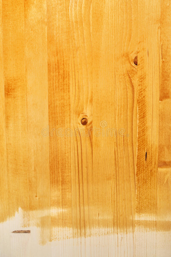 Yellow Hardwood Boards ~ Yellow wood board texture painted with acrylic paint stock