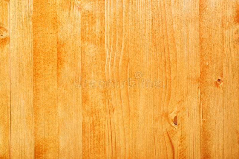 Yellow Wood Board Texture Painted With Acrylic Paint Stock Image