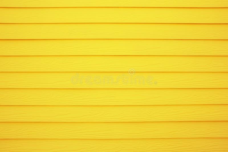 Yellow wood texture royalty free stock photos