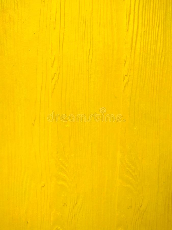 Yellow Wood Texture royalty free stock image
