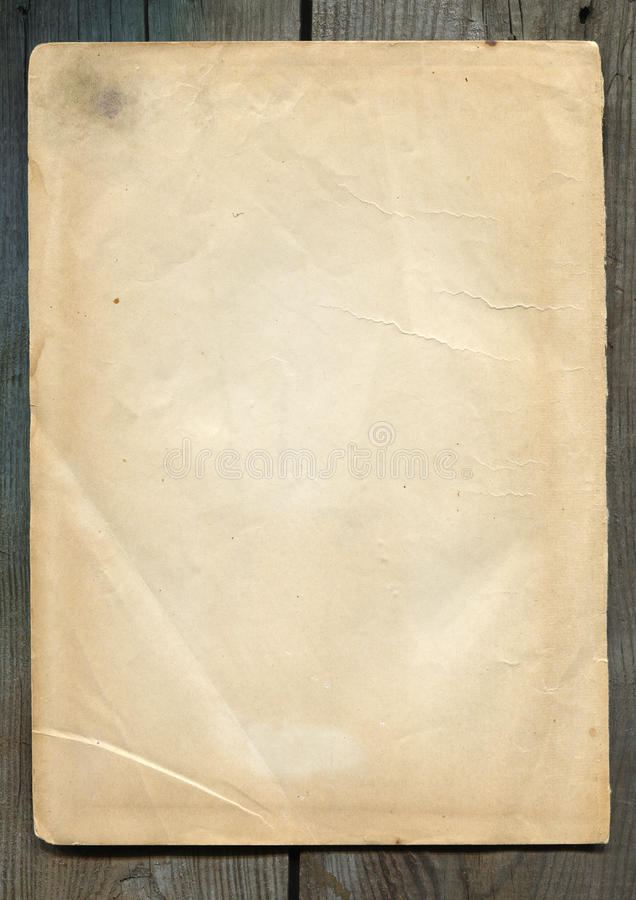 Download Yellowed paper stock image. Image of backgrounds, book - 20765109