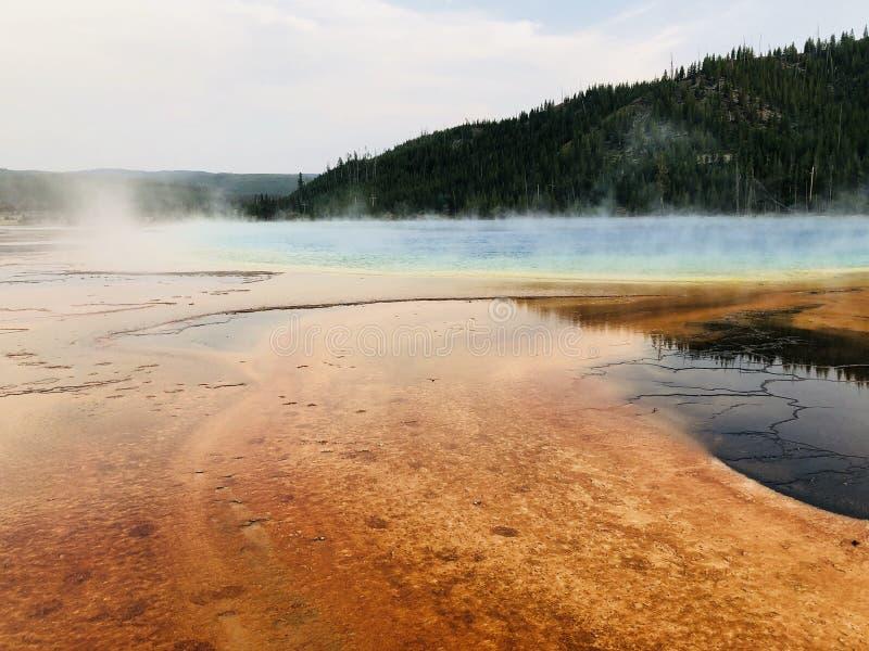 yellowstone стоковое фото rf