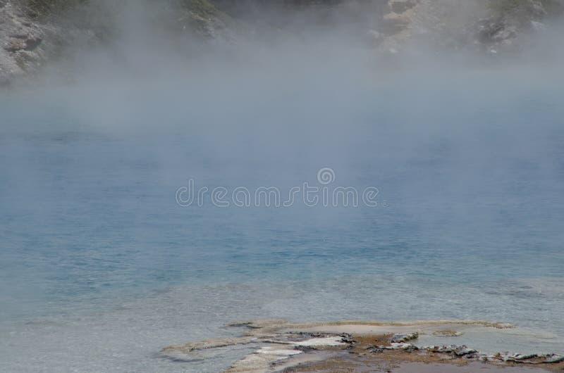 Yellowstone Nationaal Park royalty-vrije stock foto