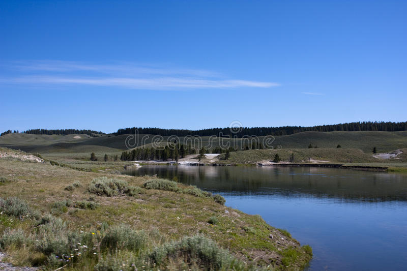 Download Yellowstone National Park stock image. Image of lake - 11748917