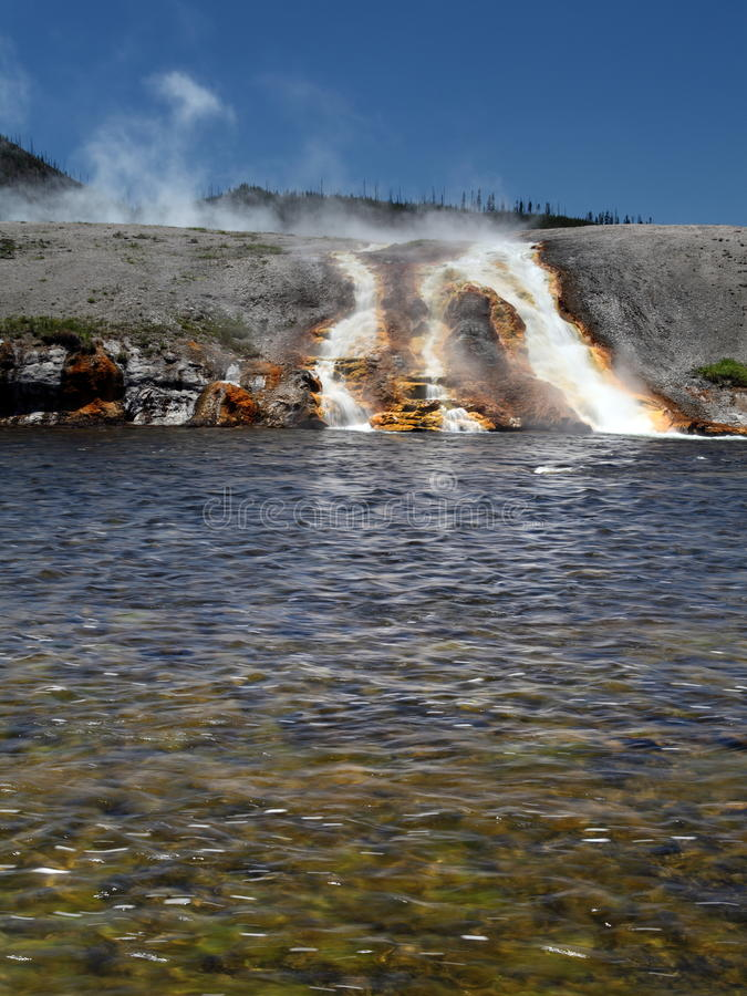Download Yellowstone National Park stock photo. Image of america - 15194306