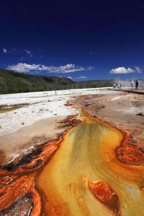 Yellowstone National Park stock photos