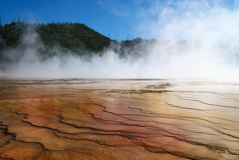 Download Yellowstone National Park stock photo. Image of blue - 25347382
