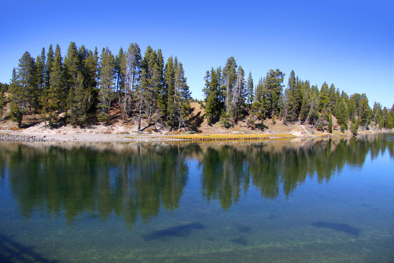 Download Yellowstone national park stock image. Image of wyoming - 26511761