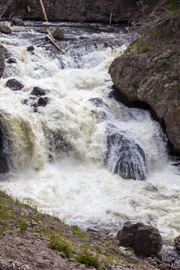 Download Yellowstone National Park, Utah, USA Stock Image - Image of geothermal, pool: 43456975
