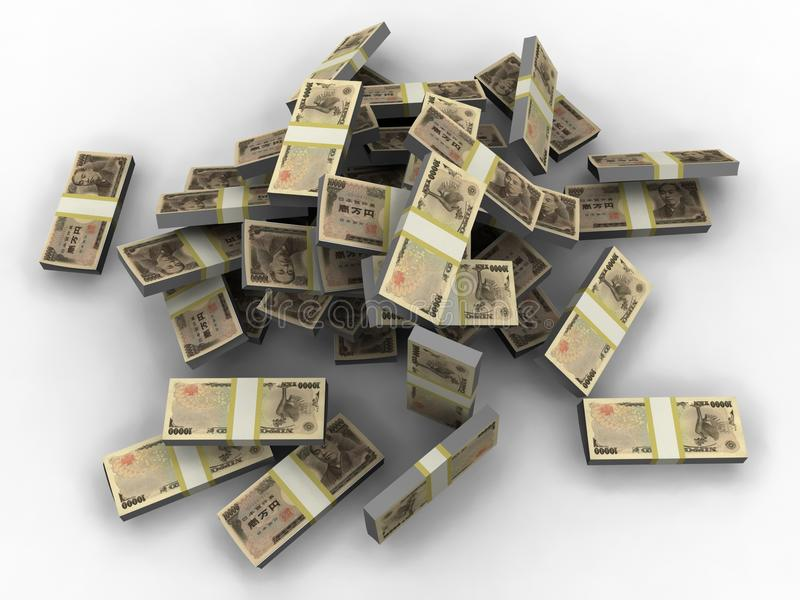 Yen Stock Photography