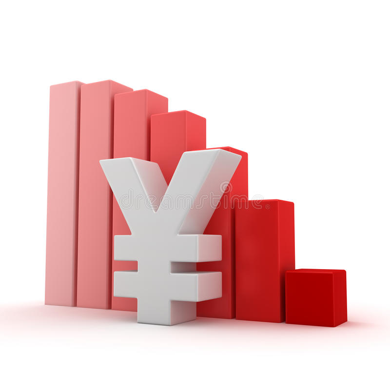 Free Yen Recession Stock Images - 32772854