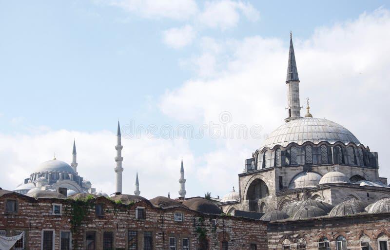 Yeni Cami stockbild