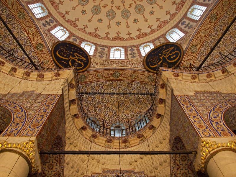 Yeni Camii Royalty Free Stock Photos