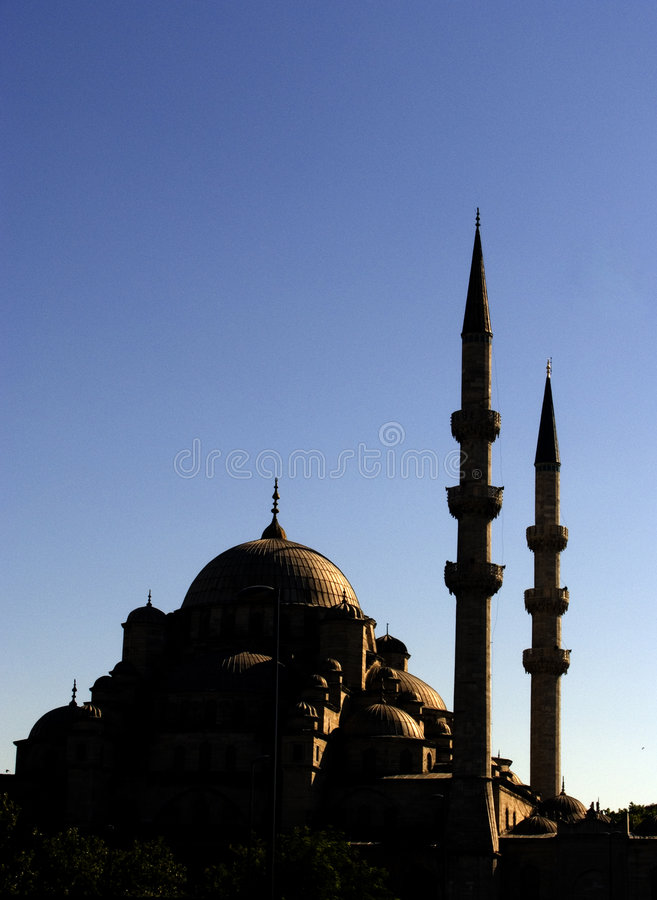 Download Yeni Camii Mosque Royalty Free Stock Photography - Image: 185327
