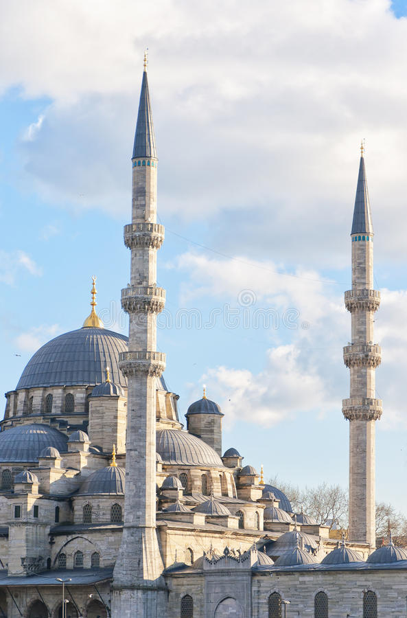 Download Yeni cammii mosque 13 stock image. Image of islam, empire - 22946997