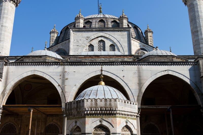 Yeni Valide Mosque royalty free stock photos