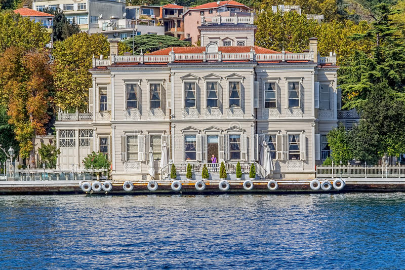 Download Yenikoy Istanbul coastal editorial photography. Image of cityscape - 41182317