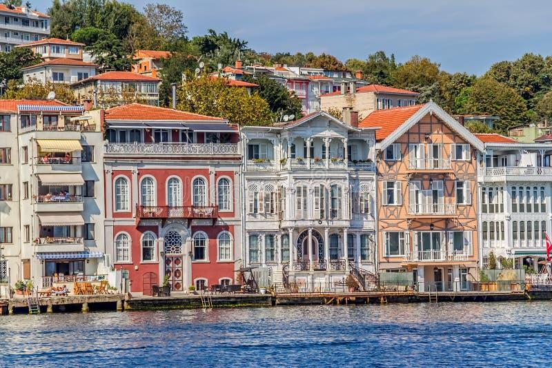 Download Yenikoy Istanbul coastal editorial image. Image of city - 41182345