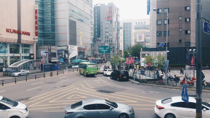 Yeongdeungpo стоковое изображение rf