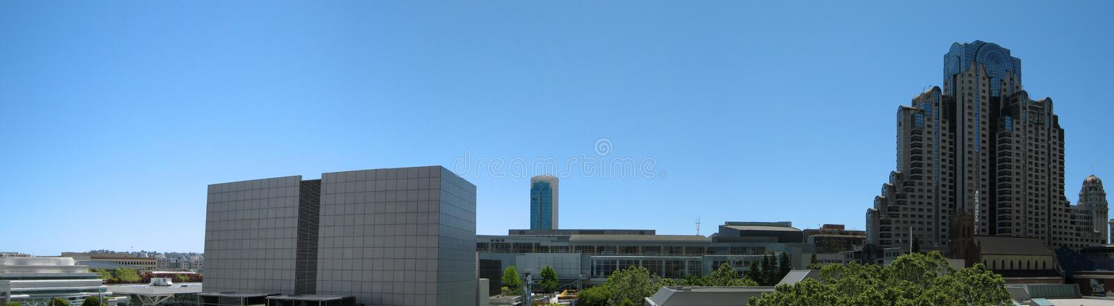 Download Yerba Buena Downtown San Francisco Area Stock Image - Image: 14257011