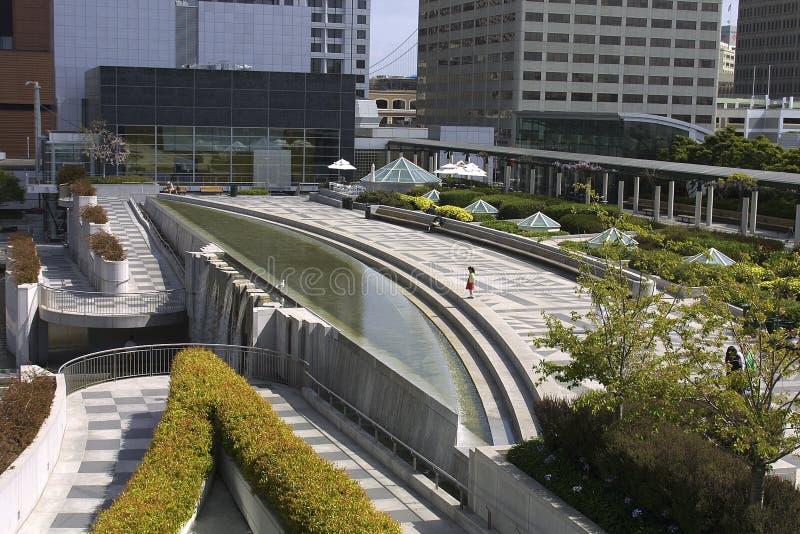 Yerba Buena Gardens, San Francisco Stock Images