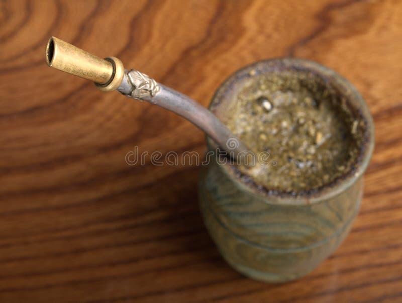 Download Yerba mate stock photo. Image of matero, yerba, organic - 18761688
