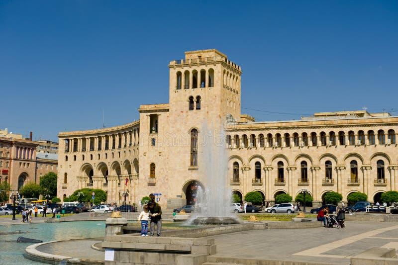 Yerevan royalty-vrije stock foto