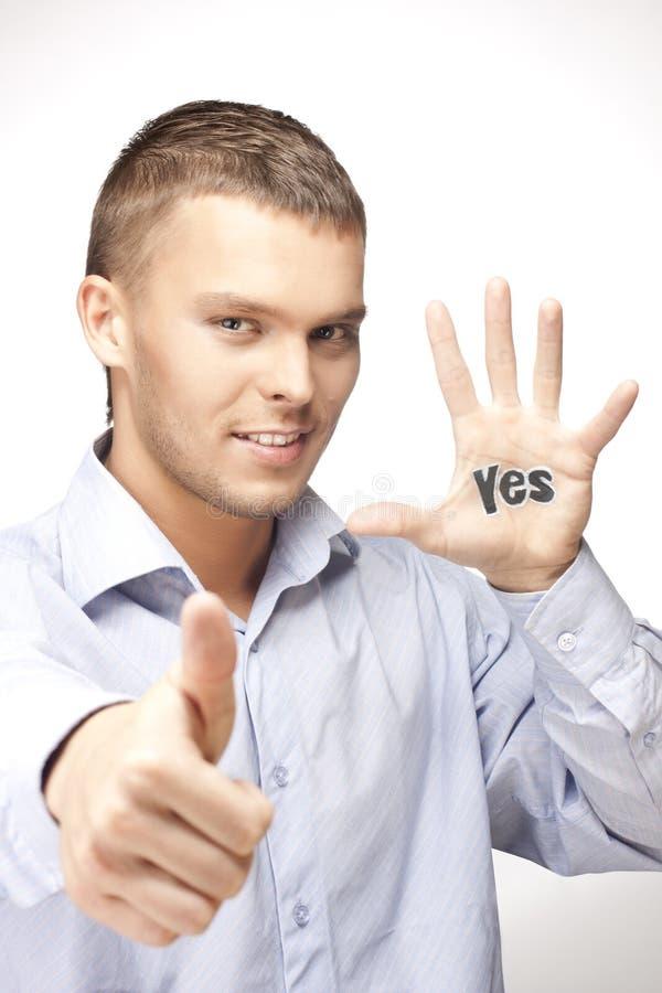 Free Yes Stock Photos - 13745243