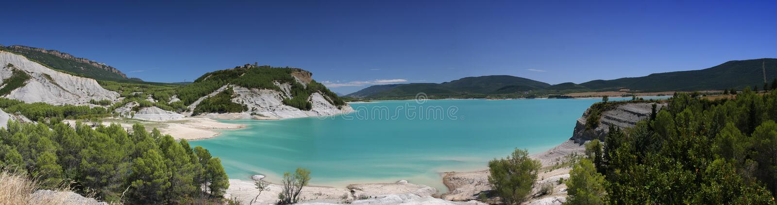 Download Yesa reservoir stock image. Image of river, cascade, colors - 10865251