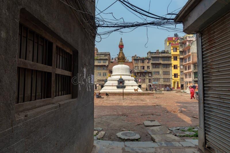 Yetakha Baha buddyjska stupa zdjęcie stock
