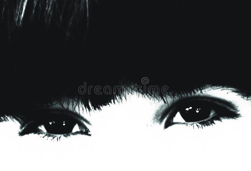 Download Yeux image stock. Image du tête, beauté, regard, iris, eyeball - 743981