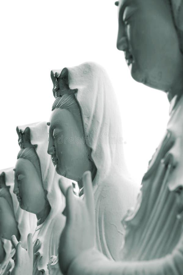 Yin de Guan foto de archivo