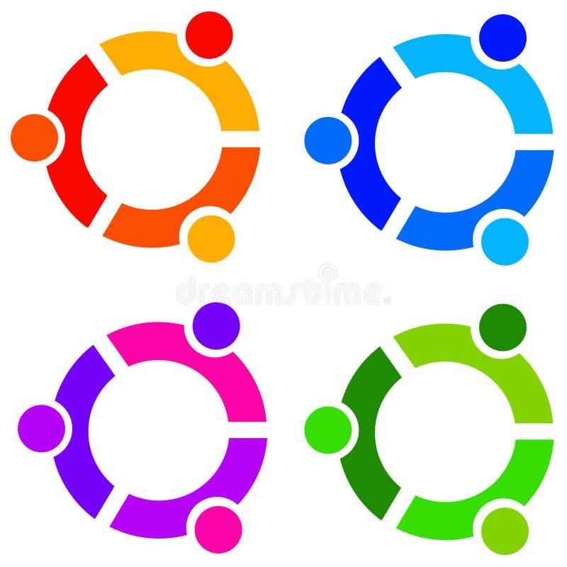 Download Yin i Yang ilustracji. Ilustracja złożonej z demokrata - 28958303