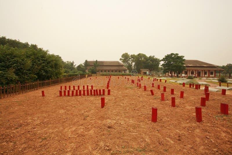 Yin Xu fotos de archivo libres de regalías