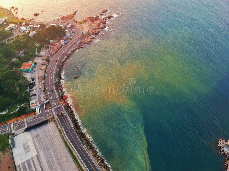 Yin Yabg Sea photographie stock